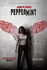 Watch Peppermint (2018) Full Movie Online Free