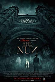 Watch The Nun (2018) Full Movie Online Free