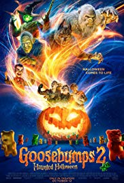 Watch Goosebumps 2: Haunted Halloween (2018) Full Movie Online Free