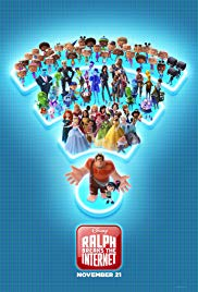 Watch Ralph Breaks the Internet (2018) Full Movie Online Free