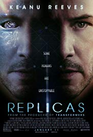 Watch Replicas (2018) Full Movie Online Free