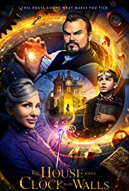 Watch The House with a Clock in Its Walls (2018) Full Movie Online Free