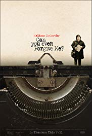 Watch Can You Ever Forgive Me? (2018) Full Movie Online Free
