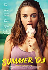 Watch Summer '03 (2018) Full Movie Online Free