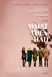Watch What They Had (2018) Full Movie Online Free