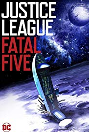 Watch Justice League vs the Fatal Five (2019) Full Movie Online Free