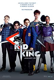 Watch The Kid Who Would Be King (2019) Full Movie Online Free