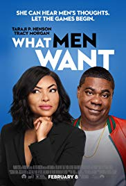 Watch What Men Want (2019) Full Movie Online Free