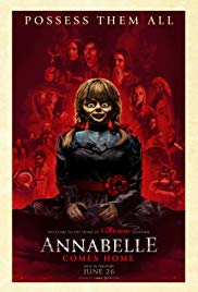 Watch Annabelle Comes Home (2019) Online Free