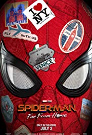 Watch Spider-Man: Far from Home (2019) Online Free