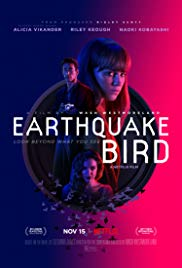 Watch Earthquake Bird (2019) Online Free
