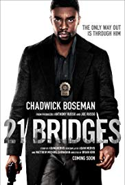 Watch 21 Bridges (2019) Online Free