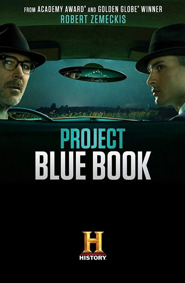 Watch Project Blue Book Season 01 Online Free