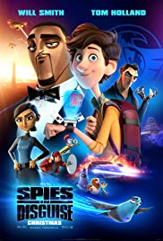 Watch Spies in Disguise (2019) Online Free