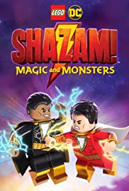 Watch LEGO DC: Shazam - Magic & Monsters (2020) Online Free