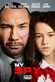Watch My Spy (2020) Online Free