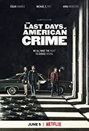 Watch The Last Days of American Crime (2020) Online Free