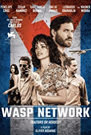 Watch Wasp Network (2019) Online Free