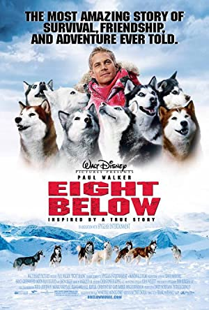 Watch Eight Below Online Free