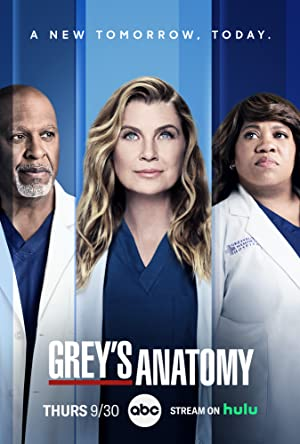 Watch Grey's Anatomy Online Free