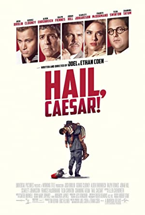 Watch Hail, Caesar! Full Movie Online Free