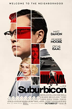 Watch Suburbicon Full Movie Online Free