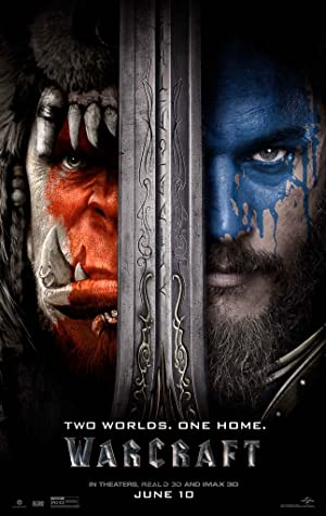 Watch Warcraft: The Beginning Full Movie Online Free