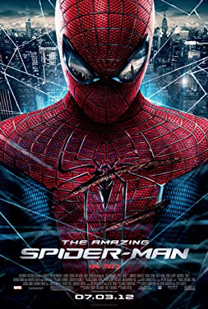 Watch The Amazing Spider-Man Full Movie Online Free