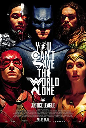 Watch Justice League Full Movie Online Free