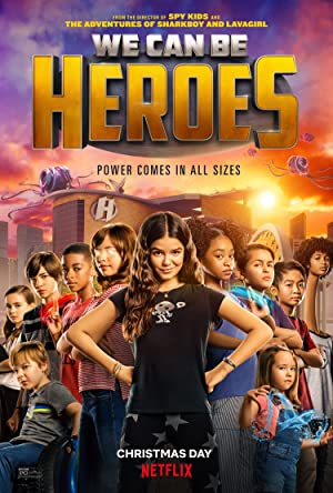 Watch We Can Be Heroes Online Free