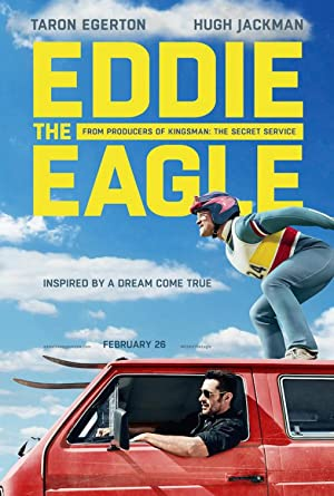 Watch Eddie the Eagle Online Free