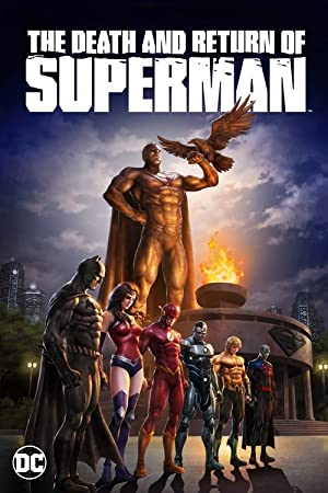 Watch The Death and Return of Superman Online Free