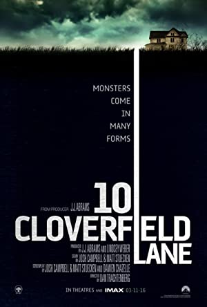 Watch 10 Cloverfield Lane Online Free