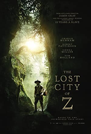 Watch The Lost City of Z Online Free
