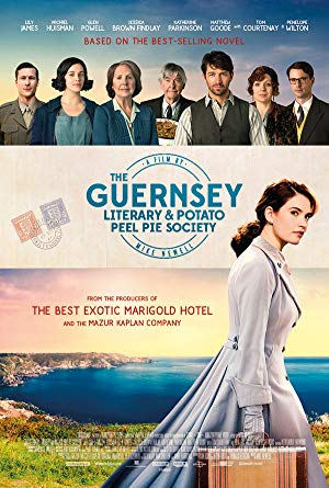 Watch The Guernsey Literary and Potato Peel Pie Society Full Movie Online Free