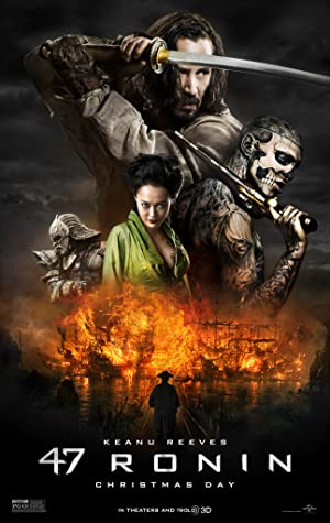 Watch 47 Ronin Full Movie Online Free