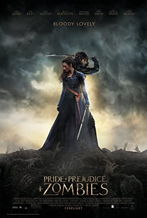 Watch Pride and Prejudice and Zombies Full Movie Online Free