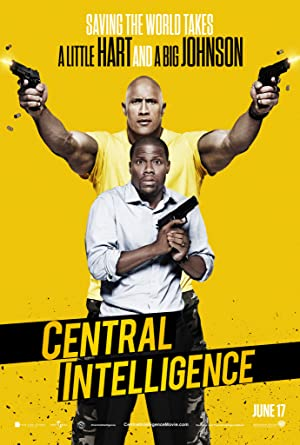 Watch Central Intelligence Full Movie Online Free