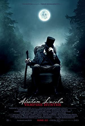 Watch Abraham Lincoln: Vampire Hunter Full Movie Online Free