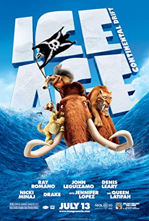 Watch Ice Age: Continental Drift Full Movie Online Free