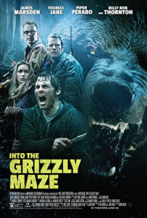 Watch Into the Grizzly Maze Online Free
