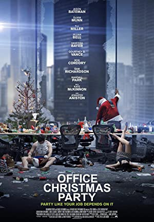 Watch Office Christmas Party Full Movie Online Free