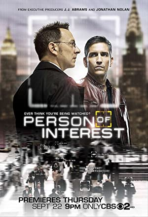Watch Person of Interest Online Free