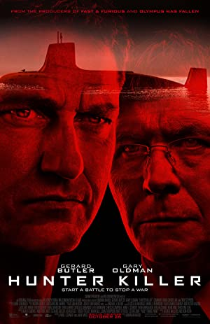 Watch Hunter Killer Online Free