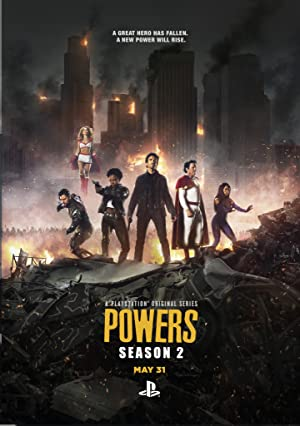 Watch Powers Full Movie Online Free