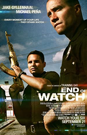 Watch End of Watch Full Movie Online Free