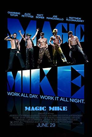 Watch Magic Mike Full Movie Online Free