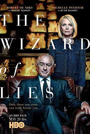 Watch The Wizard of Lies Full Movie Online Free