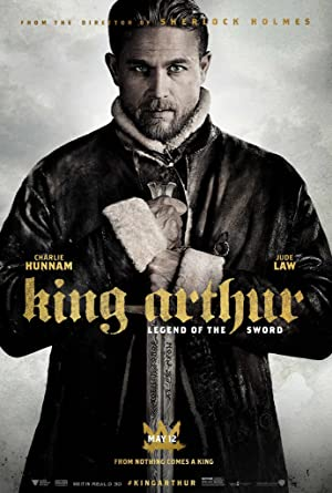 Watch King Arthur: Legend of the Sword Online Free