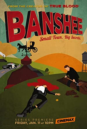 Watch Banshee Online Free